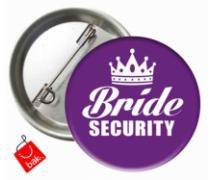 Bride Securıty Rozeti