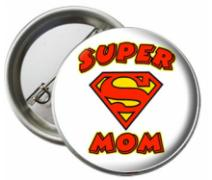 Super Mom Rozeti