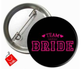 Team Bride İğneli  Rozet