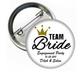Team Bride Party Rozeti