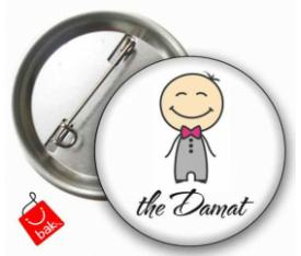 The Damat Buton Rozeti